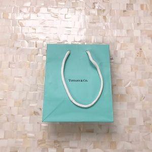 Small Tiffany & Co Gift Bag